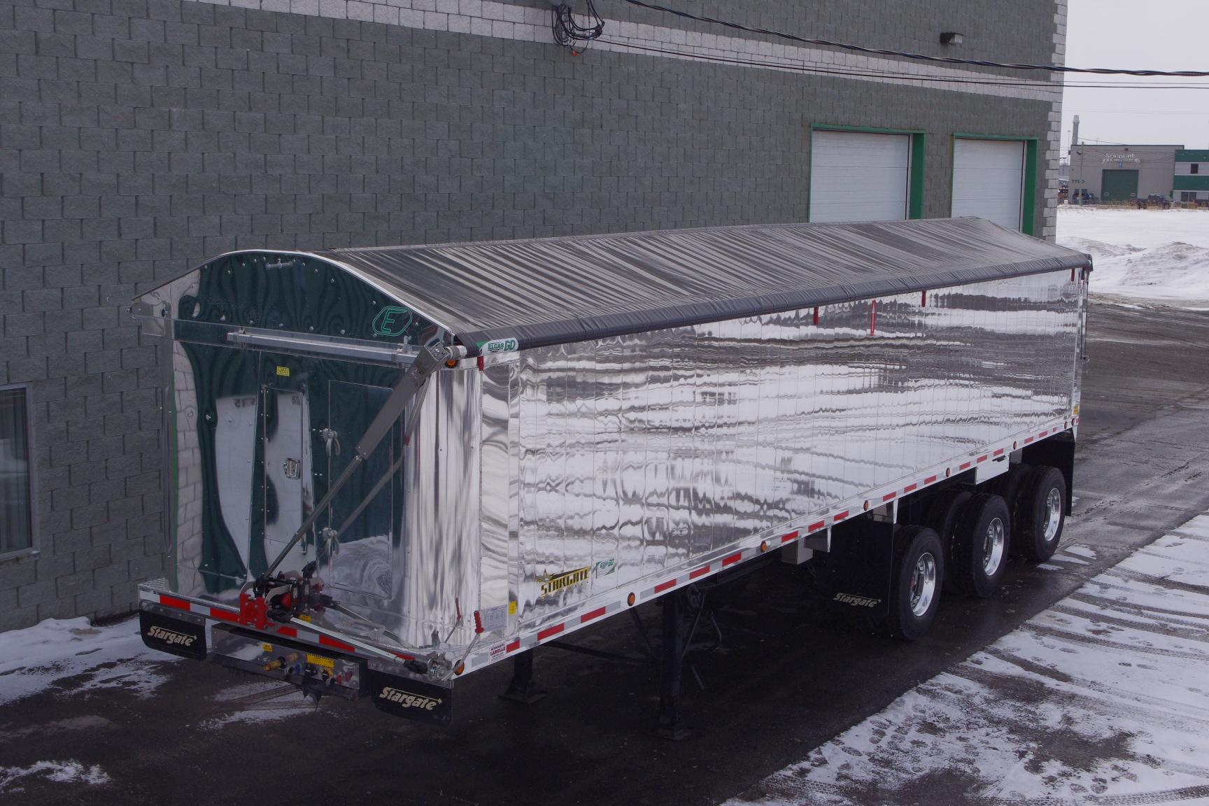 Portfolio E Cargo Tarps Mechanized Tarps Systems